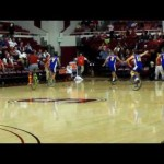 The Big Wheel: Stanford v Cal Unicycle Basketball